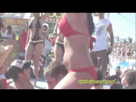 Oasis Cancun Spring Break 2010 Part XIX (Sexy Corona Girls) Video