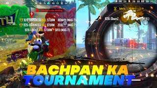 Domination In Tournament || B26 DARKNESS || Asus ROG 3 || Highlights 19