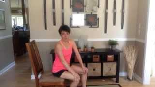 Tricep Dips   Butts, Guts and Flappy Arms Challenge