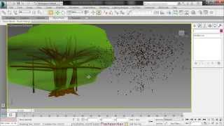 3ds Max Design - proxy (Mental Ray)