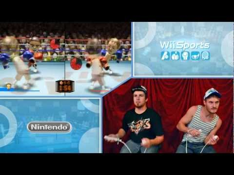 THE FOLD - Wii Sports (Boxing Competition)