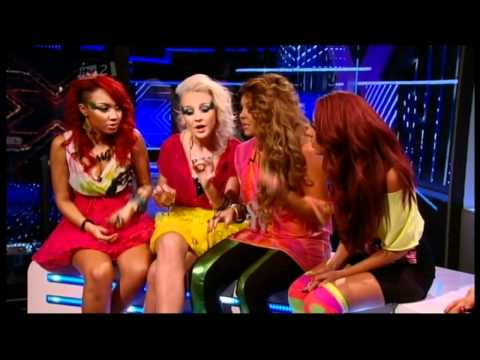 Little Mix - Cry Me A River (A Cappella Xtra Factor)