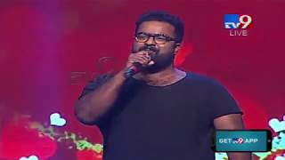 Kala Bhairava Extraordinary Performance @ Tholi Prema Audio Launch