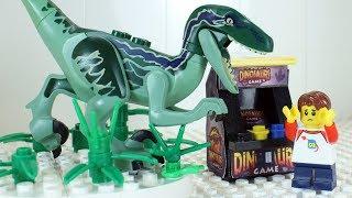 LEGO JURASSIC WORLD ARCADE 6