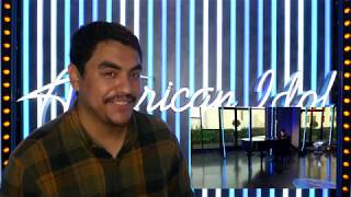 Alejandro Aranda REACTS To His First Audition - American Idol 2019 on ABC