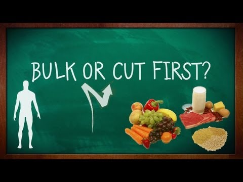 Bulk or Cut First? Long Bulk vs. Short Bulk (Build Muscle or Lose Fat First?)