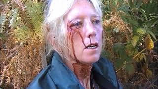 Fox hunters' violence towards hunt saboteurs