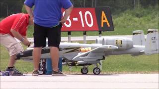 RC Jets at Carp June 17, 2017