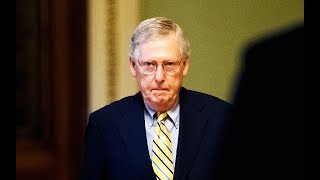 Mitch McConnell And The Terrible, Horrible, No Good, Very Bad Day