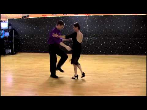 Lisa Siegel and Vadim Boldirev - Mambo Italiano (Salsa)
