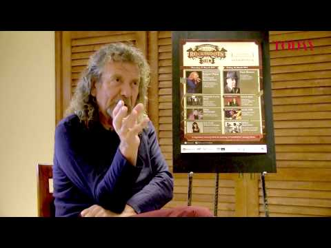 Interview with Robert Plant, Mar 19, 2013