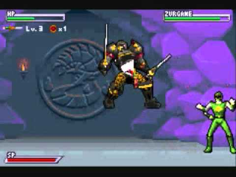 Let's Play: Power Rangers - Ninja Storm ep.6 - Storm of the Ninja
