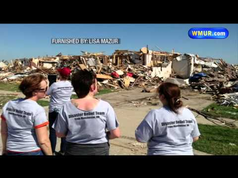 Manchester group returns from Oklahoma tornado relief trip