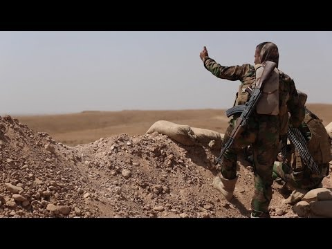 Iraq crisis: Kurdish fighters appeal for Western airstrikes against Isis