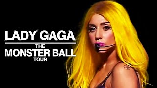 Lady Gaga - The Monster Ball Tour / Live from Philadelphia (Official Professional Recording)