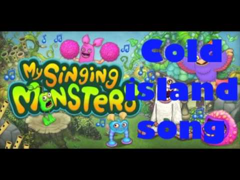 My Singing monsters - Cold Island FULL SONG (High Quality sound)