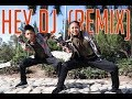 HEYDJCHALLENGE Remix CNCO Meghan Trainor Sean Paul LEXI SOLEIL CHOREOGRAPHY mp3