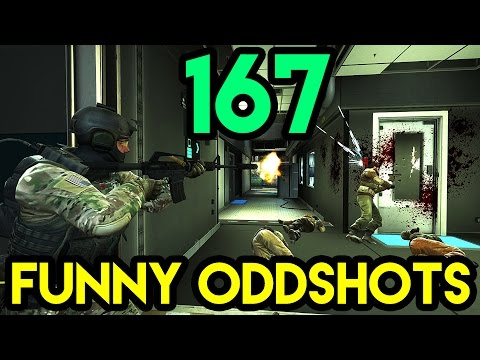 CS:GO - BEST ODDSHOTS #167