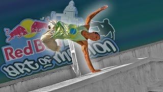 STEFANNO DE LIRA • Red Bull Art of Motion 2016 Submission