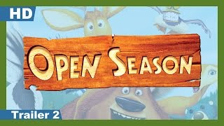 Open Season (2006) Trailer 2