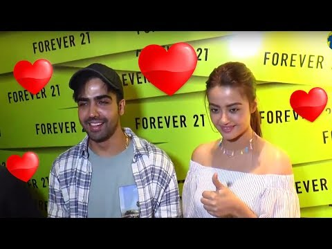 Hot Surveen Chawla & Hardy Sandhu seen together