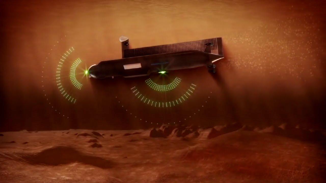 Spacecraft/Submarine Hybrid Could Explore Titan's Methane Seas