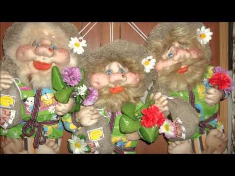 Куклы татьяны полевщиковой мастер класс