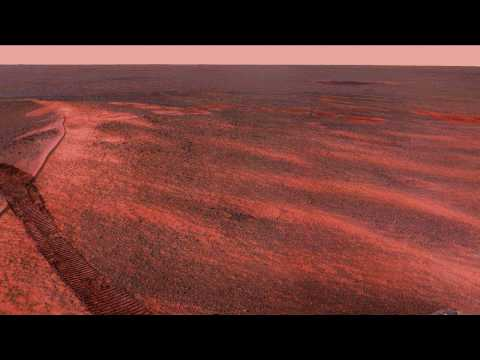 NASA Mars Rover High-definition 360 Video (Lion King)