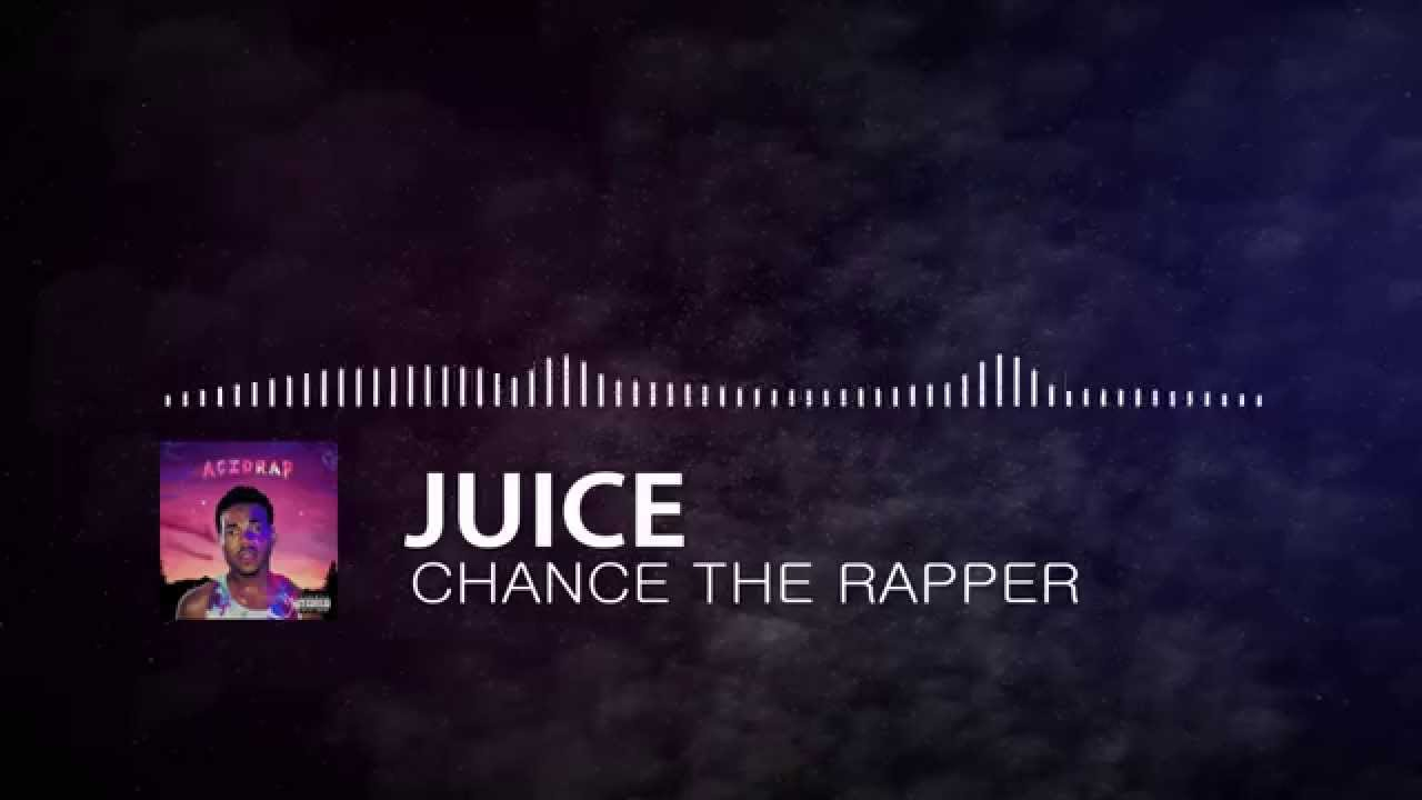 Chance the rapper lyric quotes