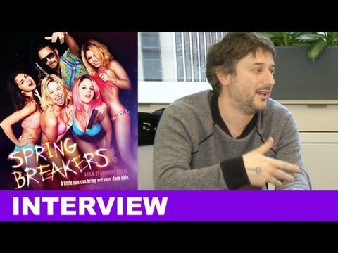 Harmony Korine Interview - Spring Breakers 2013 : Beyond The Trailer