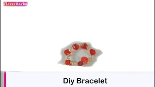 Do it yourself bracelets design and creation