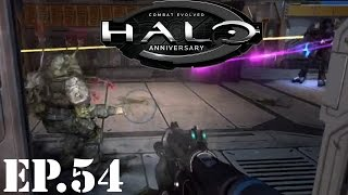 Halo: Combat Evolved Anniversary - Part 54_ The Path to Engineering - Walkthrough / Let's Play