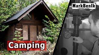 Verlaten Camping met Huisjes & Zwembad