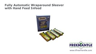 T Freemantle Ltd - Auto Cartoner with Hand Loaded Infeed (Oat Bars)