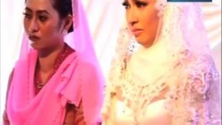 Majlis pernikahan Misha Omar dan Firos Ezzwan Rossly