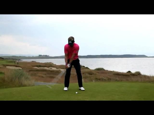 Luke Donald golf swing sequence