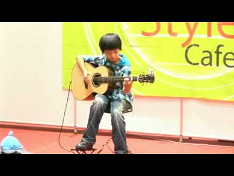 a concert suite -Sungha Jung
