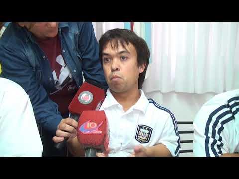 La Selección Argentina de Fútbol Talla Baja disputará un partido en San Salvador