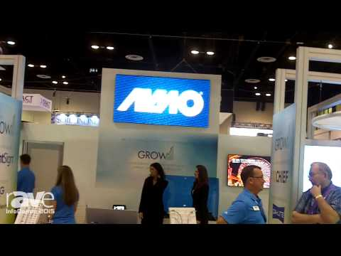 InfoComm 2015: Almo ProAV Debuts the ADTI Media SkyPanel Outdoor Modular LED System