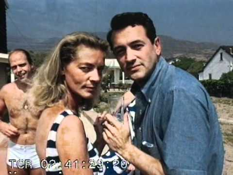 Labor Day at Rock Hudson's House Part 1. Stars! Stars! Silent home movies given to me personally by Roddy McDowall.