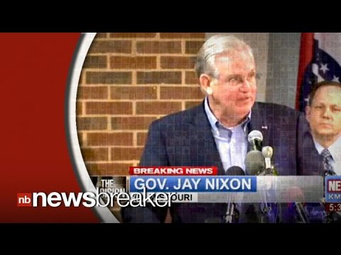 Missouri Governor Jay Nixon Holds Press Conference Ahead of Grand Jury Decision