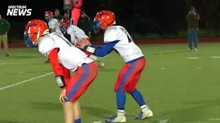High school football: Oneida vs. Marcellus highlights