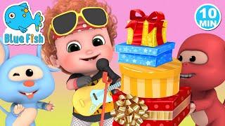 Happy Birthday Song | Ultra HD 4K - Nursery Rhymes for Kids by Bundle of Joy