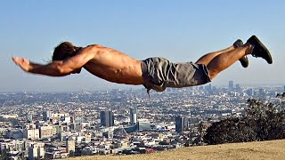 Explosive & Power Push Ups - TUTORIAL (Calisthenics Workout)