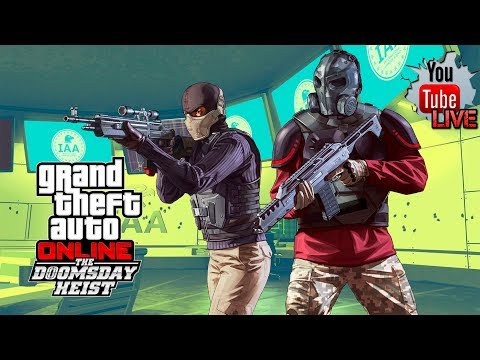 GTA 5 Online - Where Will Heists Be? (Top 3 Possible