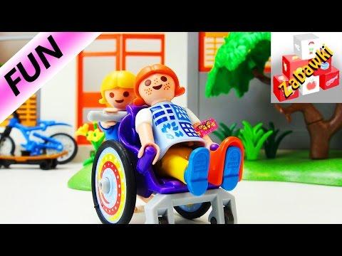 Playmobil Historyjka: Wypadek Podczas Wyścigu