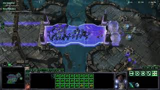 Starcraft 2 Wings of Liberty Brutal Playthrough - Mission 06 - Smash and Grab