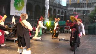 Tibetan dance for Eras Festival 2010