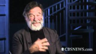 Robin Williams looks back on his movies