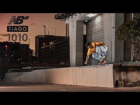 "New Balance's ""Trust Tiago"" Video"